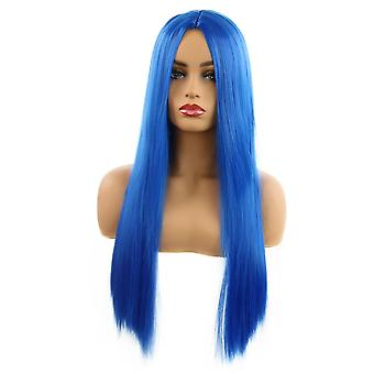 Women's Wig Role-Playing Wig Female Fashion Face Trimming Mid-Length Straight Hair