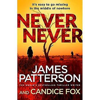 Never Never (Detective Harriet Blue Series)