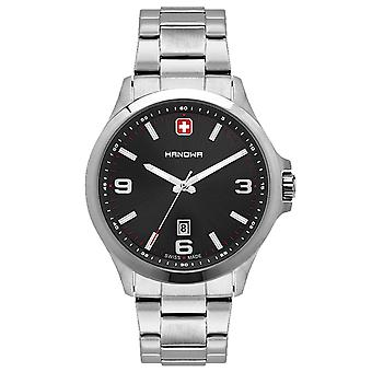 Mens Watch Hanowa 16-5089.04.007, Quartz, 43mm, 5ATM