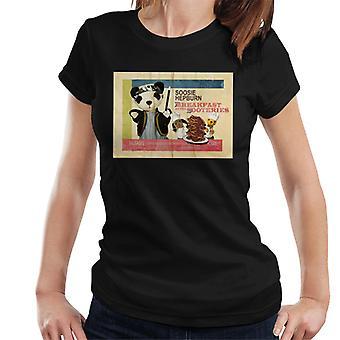 苏蒂所以早餐在苏特里斯妇女 T恤
