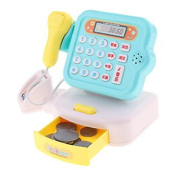 Pretend And Role Play Calculator Cash Register Toy