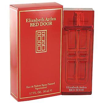 Rode deur Eau De Toilette Spray door Elizabeth Arden 1.7 oz Eau De Toilette Spray