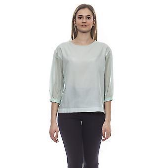 Women's Weighico Green Shirt