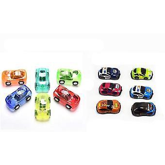 Vedä takaisin auto, Racing Mini sarjakuvabussi /kuorma-auto