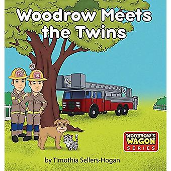 Woodrow Meets the Twins - Woodrow's Wagon Series by Timothia Sellers-H