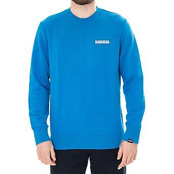 Sweat-shirt napapijri bago c n0yiecbb2 unisexe