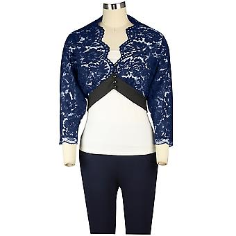Chic Star Pitsi Shrug Navy /Musta
