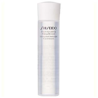 Shiseido Démaquillant Instantané pour les Yeux et les Lèvres 125 ml