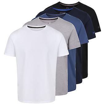 Regatta Professional Mens Essentials 5 Pack T Skjorta