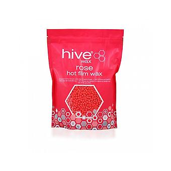 Hive Di Bellezza Paraffin a Cera Rosa Cera Pellets Tutti I Tipi di Pelle 700g