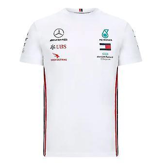 2021 Mercedes Driver Tee (White)