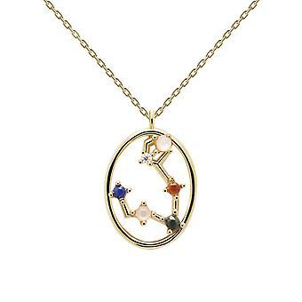 Halsband för kvinnor P D Paola - Zodiac
