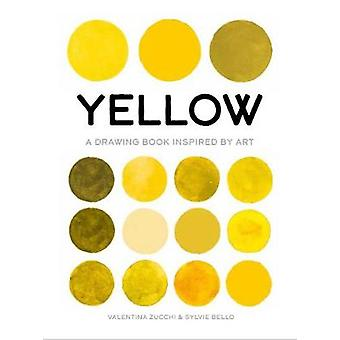 Yellow A Drawing Book Inspired by Art