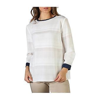 Fontana 2.0 - Clothing - Shirts - CHIARA-RP1913RA2-BIANCO - Women - White - 46