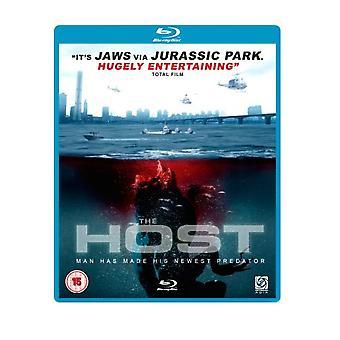 Hôte Blu-ray