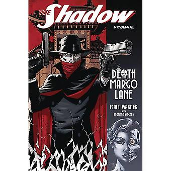 The Shadow  Death Of Margo Lane