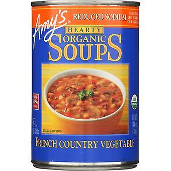 Amys Soup Veg Frnch Cntry Ls, Case of 12 X 14.4 Oz
