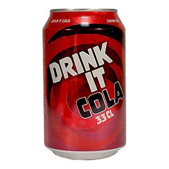 Forfriskende Drik Drik Det Cola (33 cl)