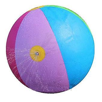 Nyári gyermek szabadtéri úszó strandlabda felfújható labda szökőkút labda