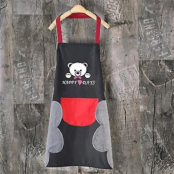 Kitchen Apron With Side Hand Towel