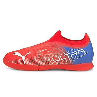 Puma JR Ultra 33 IT 10659101 football all year kids shoes