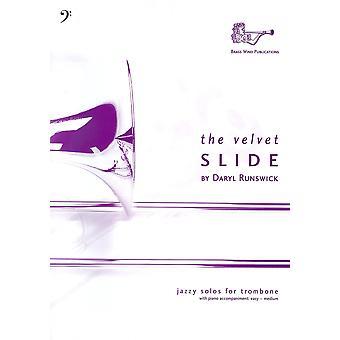 Velvet Slide Bass Clef (Solo Brass - Trombone/Euph)