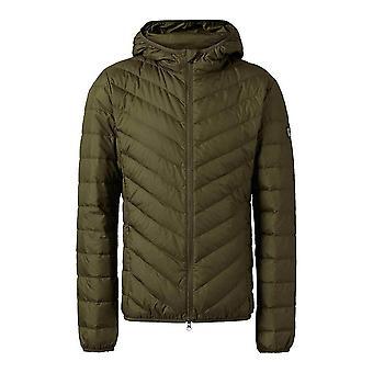 Men's Sports Jacket DOWN  Armani Jeans 8NPB09 PNEIZ Green Nylon