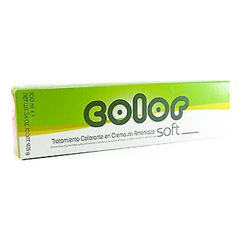 Permanente Kleurstof Kleur Soft Salerm 6,4 (100 ml)