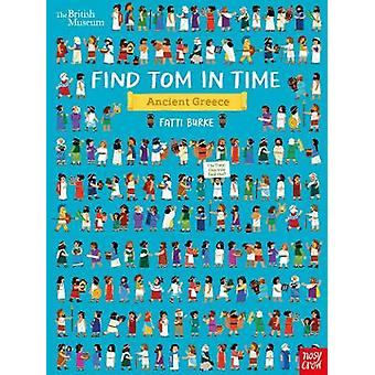 British Museum Find Tom in Time Ancient Greece
