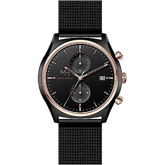 Marco Milano Black Stainless Steel MH99235G1 Men's Watch