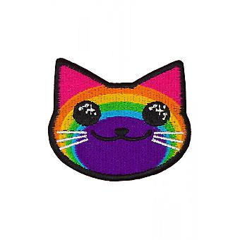 Extreme Largeness COPY - Goth Cat Patch