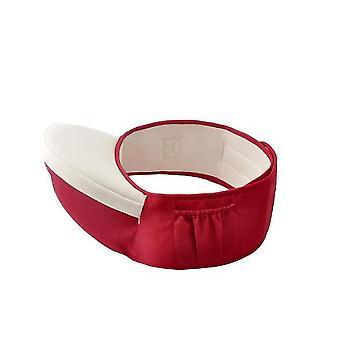 Siège lombaire de porte-bébé de selles de chéri avec la protection de ceinture de sécurité, tabouret lombaire ergonomique doux