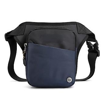 Fritid Sport Chest Bag Messenger Väska Bergsklättring Taktisk Vattentät