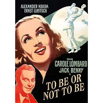 Att vara eller inte vara [DVD] USA import