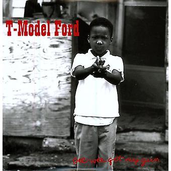 T-Model Ford - Pee-Wee Get My Gun [Vinyl] USA import