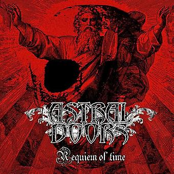 Astral Doors - Requiem of Time [CD] USA import