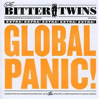 Bitter Twins - Global Panic [CD] USA import