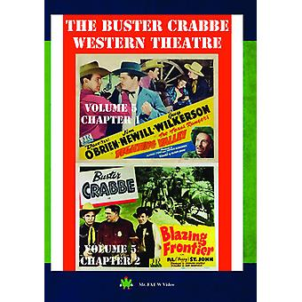 Buster Crabbe Western Theatre Vol 5 [DVD] USA import