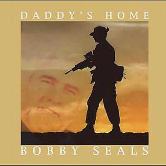 Bobby Seals - Daddy's Home [CD] USA import