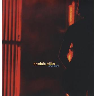 Dominic Miller - November [Vinyl] USA import