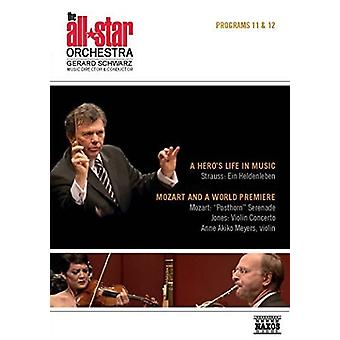 All-Star-Orchester Programme 11 & 12 [DVD] USA import