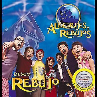 Alegrijes Y Rebujo - Disco Rebujo [CD] USA import