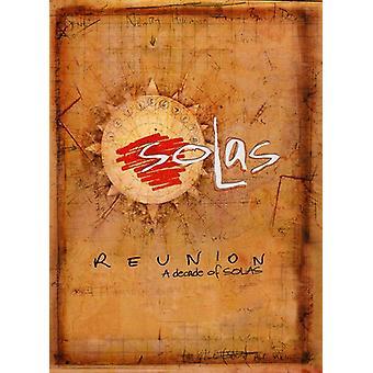 Solas - Reunion-a Decade of Solas [DVD] USA import