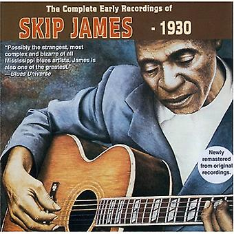 Skip James - Skip James: Complete Early Recordings [CD] USA import
