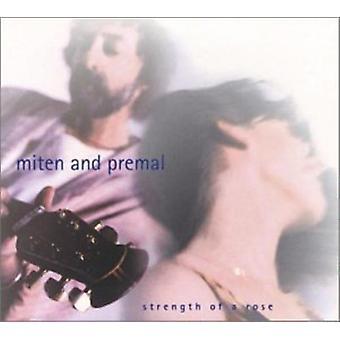 Deva Premal & Miten - Strength of a Rose [CD] USA import