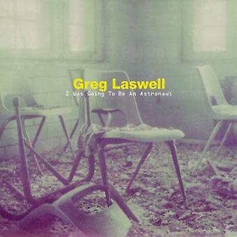 Greg Laswell - I Was Going to Be an Astronaut [CD] USA import