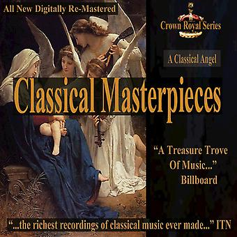 Various Artist - Classical Angel - Classical Masterpieces [CD] USA import