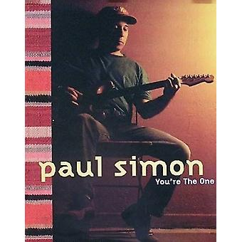 Paul Simon Youre the One Poster