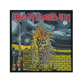 Iron Maiden Iron Maiden Woven Patch