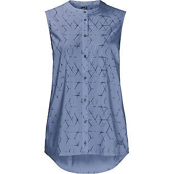 جاك Wolfskin النسائية/السيدات صبري سونورا قميص بلا اكمام فضفاضة أعلى